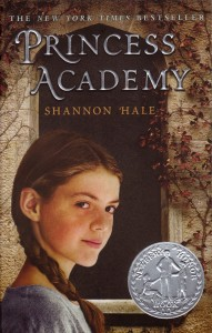 Technically, a reread. But Shannon is a queen among kidlit fantasy writers, and I love her like whoa.