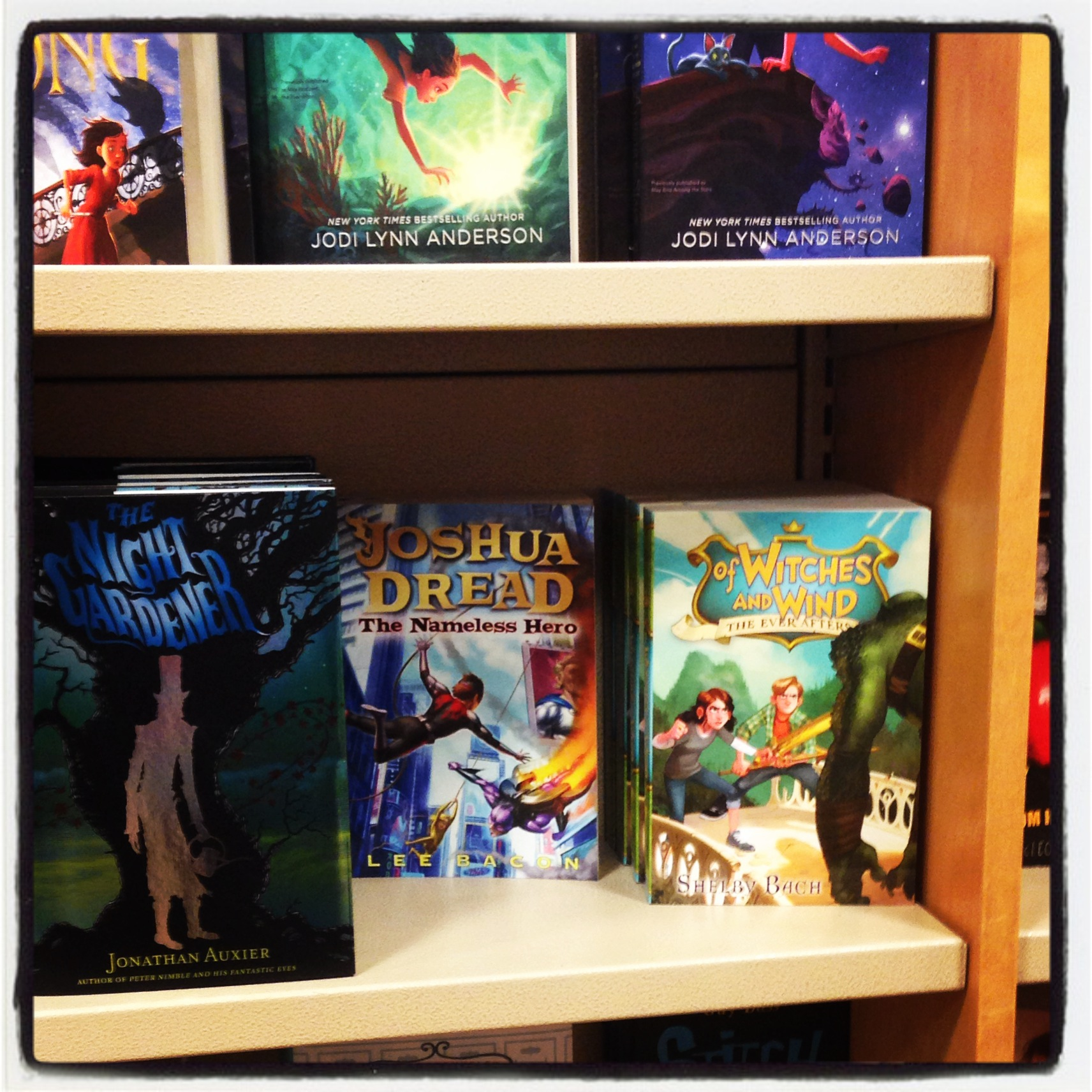 Of Witches & Wind Paperback And Kid Author Carnival