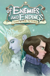 Of Enemies and Endings Cover