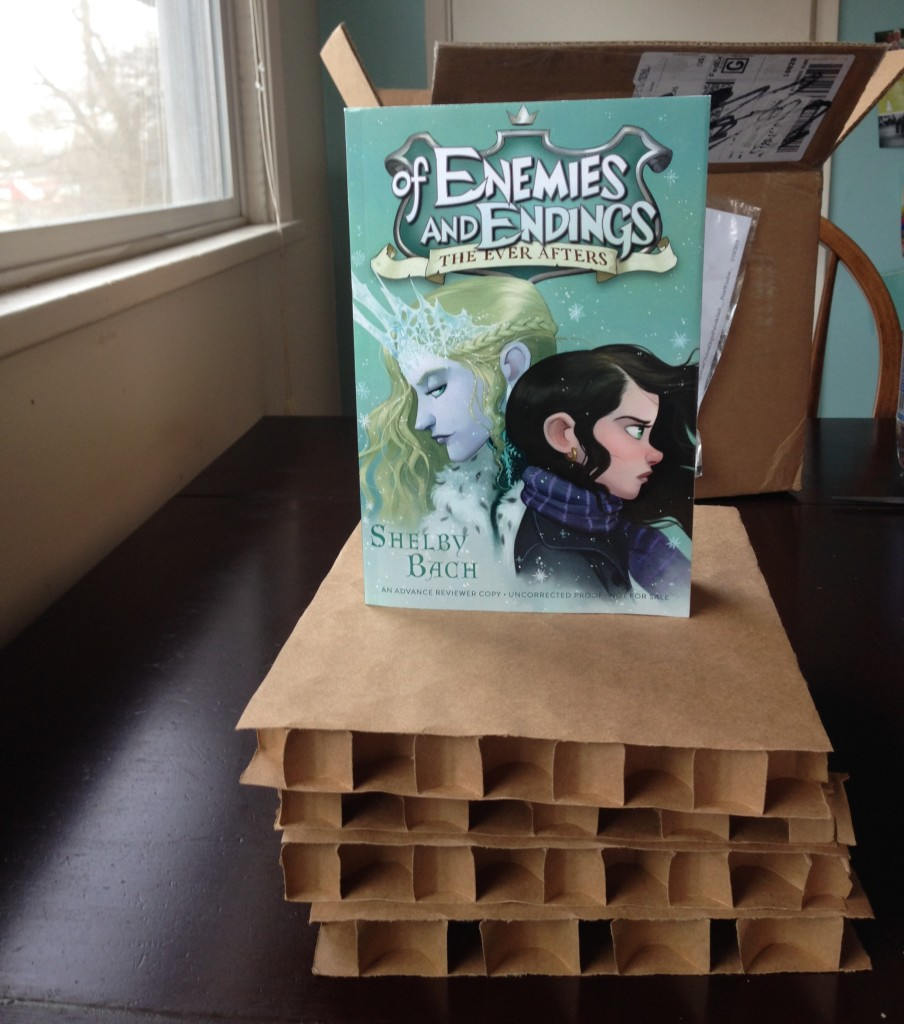 Of Enemies and Endings galley