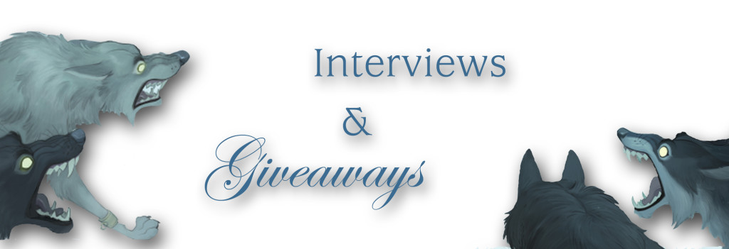 Interviews and Giveaways